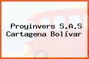 Proyinvers S.A.S Cartagena Bolívar