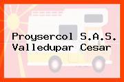 Proysercol S.A.S. Valledupar Cesar