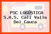 PSC LOGÚSTICA S.A.S. Cali Valle Del Cauca