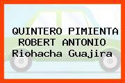 QUINTERO PIMIENTA ROBERT ANTONIO Riohacha Guajira