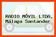 RADIO MÓVIL LTDA. Málaga Santander