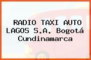 RADIO TAXI AUTO LAGOS S.A. Bogotá Cundinamarca