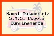 Ramal Automotriz S.A.S. Bogotá Cundinamarca