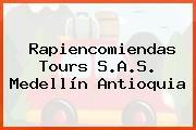 Rapiencomiendas Tours S.A.S. Medellín Antioquia