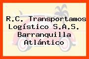 R.C. Transportamos Logístico S.A.S. Barranquilla Atlántico
