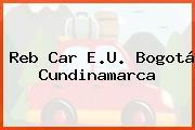 Reb Car E.U. Bogotá Cundinamarca