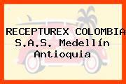 RECEPTUREX COLOMBIA S.A.S. Medellín Antioquia