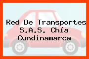 Red De Transportes S.A.S. Chía Cundinamarca