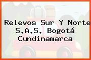 Relevos Sur Y Norte S.A.S. Bogotá Cundinamarca