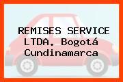 REMISES SERVICE LTDA. Bogotá Cundinamarca