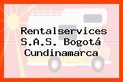 Rentalservices S.A.S. Bogotá Cundinamarca