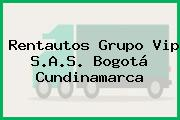 Rentautos Grupo Vip S.A.S. Bogotá Cundinamarca