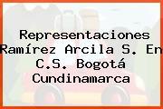 Representaciones Ramírez Arcila S. En C.S. Bogotá Cundinamarca