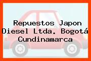 Repuestos Japon Diesel Ltda. Bogotá Cundinamarca