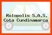 Rolopolis S.A.S. Cota Cundinamarca