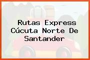 Rutas Express Cúcuta Norte De Santander