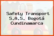 Safety Transport S.A.S. Bogotá Cundinamarca