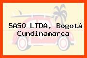 SASO LTDA. Bogotá Cundinamarca