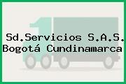 Sd.Servicios S.A.S. Bogotá Cundinamarca