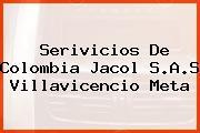 Serivicios De Colombia Jacol S.A.S Villavicencio Meta