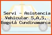 Servi - Asistencia Vehicular S.A.S. Bogotá Cundinamarca