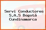 Servi Conductores S.A.S Bogotá Cundinamarca