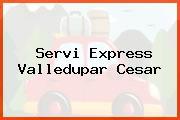Servi Express Valledupar Cesar