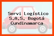 Servi Logístico S.A.S. Bogotá Cundinamarca