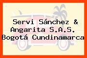 Servi Sánchez & Angarita S.A.S. Bogotá Cundinamarca