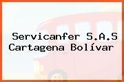 Servicanfer S.A.S Cartagena Bolívar