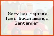 Service Express Taxi Bucaramanga Santander