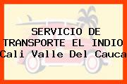 SERVICIO DE TRANSPORTE EL INDIO Cali Valle Del Cauca