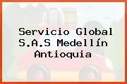 Servicio Global S.A.S Medellín Antioquia