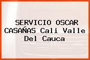 SERVICIO OSCAR CASAÑAS Cali Valle Del Cauca