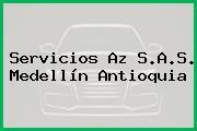 Servicios Az S.A.S. Medellín Antioquia