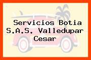 Servicios Botia S.A.S. Valledupar Cesar