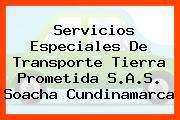 Servicios Especiales De Transporte Tierra Prometida S.A.S. Soacha Cundinamarca