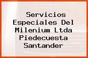Servicios Especiales Del Milenium Ltda Piedecuesta Santander