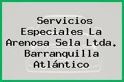 Servicios Especiales La Arenosa Sela Ltda. Barranquilla Atlántico