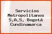 Servicios Metropolitanos S.A.S. Bogotá Cundinamarca