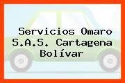 Servicios Omaro S.A.S. Cartagena Bolívar