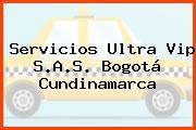 Servicios Ultra Vip S.A.S. Bogotá Cundinamarca
