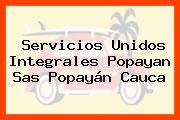 Servicios Unidos Integrales Popayan Sas Popayán Cauca