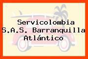 Servicolombia S.A.S. Barranquilla Atlántico