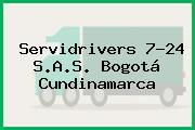 Servidrivers 7-24 S.A.S. Bogotá Cundinamarca