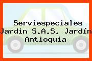 Serviespeciales Jardin S.A.S. Jardín Antioquia