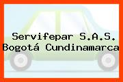 Servifepar S.A.S. Bogotá Cundinamarca