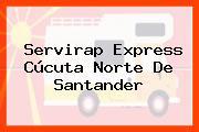 Servirap Express Cúcuta Norte De Santander