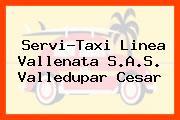 Servi-Taxi Linea Vallenata S.A.S. Valledupar Cesar