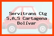 Servitrans Ctg S.A.S Cartagena Bolívar
